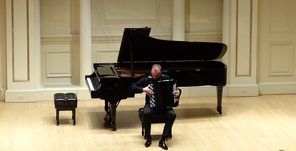 Tomasz Ostaszewski | Carnegie Hall 2013